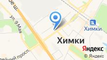 ПРОЕКТ-ПЕРЕВОД на карте