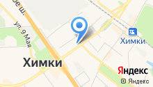 Авто-МС на карте