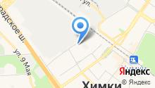 DecoMetgroup на карте