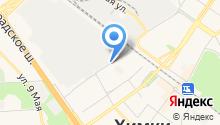 WSS на карте