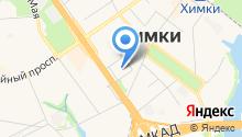 Дом быта на Ленинградской на карте