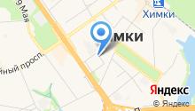 Адвокатское бюро Профессионал Московской области на карте