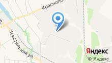 Zeppelin Rusland на карте