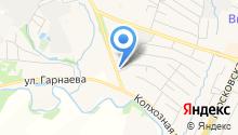 АЗС НЕФ на карте
