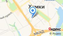 ИБПУ, Институт бизнеса на карте