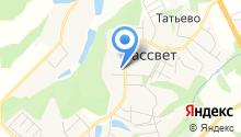 Центр образования №52 им. В. В. Лапина на карте