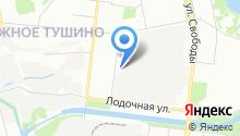 Красная Горка - Деревянные окна в Москве на карте