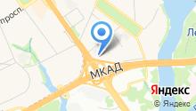 Инструмент-М на карте