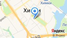 Гураня на карте