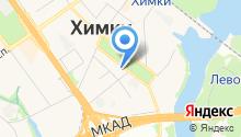 Pushkin на карте