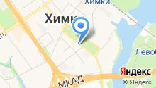 Techauto на карте
