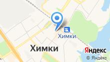 TAXI 9898 на карте
