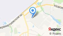 Генерент-маркет на карте