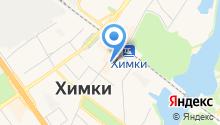 АнЗаСт, МОРТП на карте