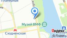 101 РУЛОН на карте