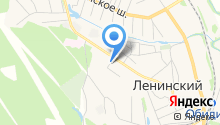 Перекрёсток на карте