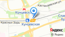 PR&RA - Репутационное агентство на карте