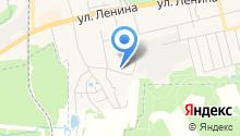 Жилсервис на карте