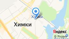 Ателье-химчистка на карте