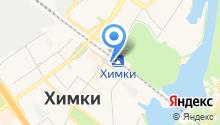 Банк Воронеж на карте