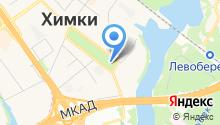 Дикси на карте