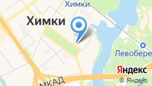 ГИСС на карте