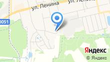 LM Studio на карте