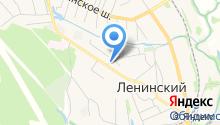 Управление Администрации г. Тулы по работе с территорией Ленинский на карте