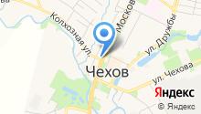Чеховский городской театр на карте