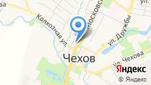 ВСК, САО на карте