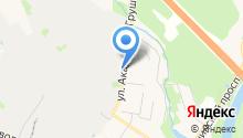 Скат-сервис на карте