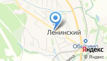 Ленинская центральная районная аптека №59 на карте