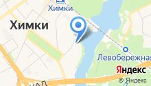 Бьютикл на карте
