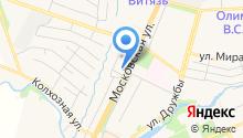 Ваш агент на карте