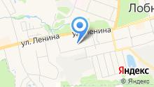 Средняя общеобразовательная школа №3 им. В.А. Борисова на карте