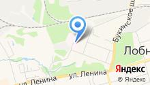 Лобненское районное судебно-медицинское отделение на карте