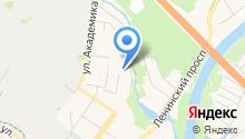 ЖК-Эксплуатация на карте