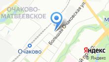 1-й Очаковский переулок, 3, ТСЖ на карте