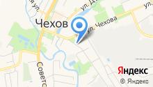 Бюро медико-социальной экспертизы по Московской области №67 на карте