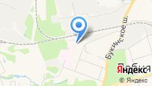 Томограф на карте
