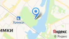 Бесплатный общественный туалет на карте