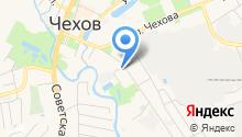 Отделение ФСБ на карте