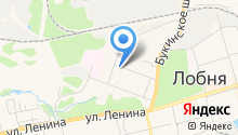 Мировые судьи Лобненского района на карте
