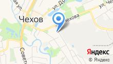 Отдел МВД России по Чеховскому району на карте