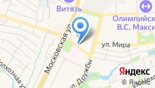 Уборка-Клинин-Центр на карте