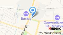 Дисконтный магазин мебели на карте