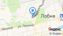 Лобнинский социально-реабилитационный центр для несовершеннолетних на карте