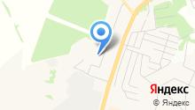 Детский сад №52, Ромашка на карте