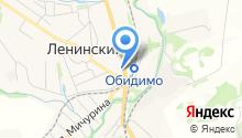 Продуктовый магазин №46 на карте