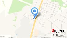 Автомойка на Старом Симферопольском шоссе 73 км на карте